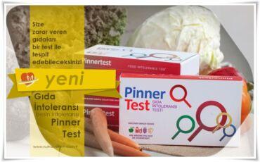 PinnerTest   Gıda İntoleransı (Size Hangi Gıdalar Kilo Aldırıyor?)