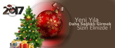 Yeni Yıla Daha Sağlıklı Girmek Sizin Elinizde !